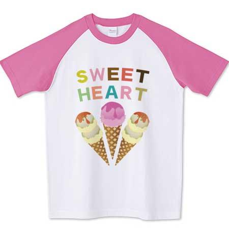 アイスクリームTシャツ