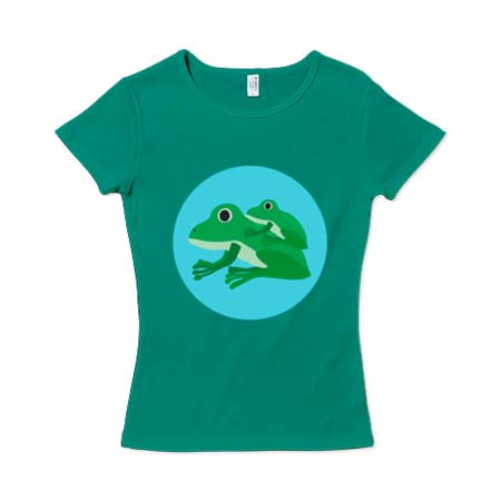 カエルちゃんTシャツ