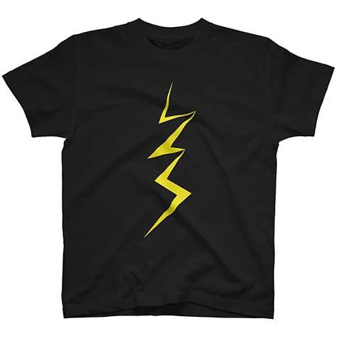 落雷Tシャツ