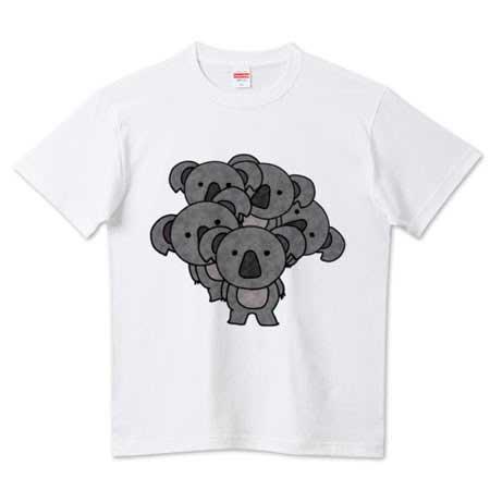 コアラーなTシャツ