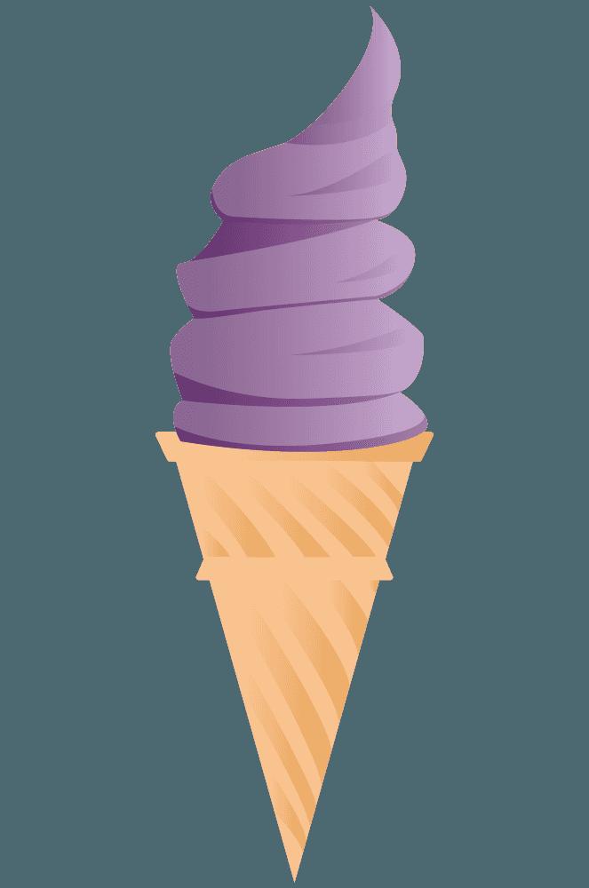 巨峰ソフトクリーム