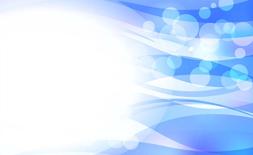 水背景(青)素材10