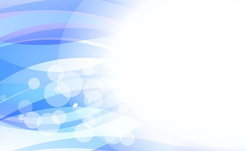 水背景(青)素材11