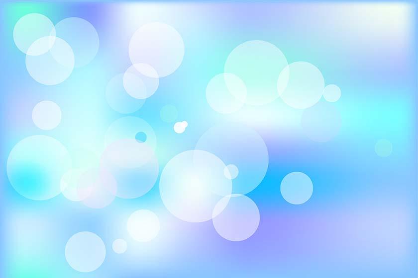 水背景(青)素材3