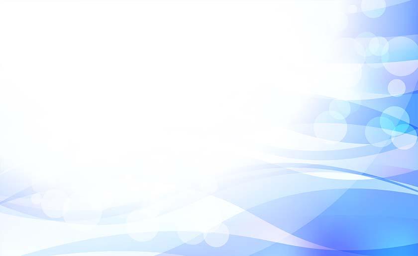 水背景(青)素材5