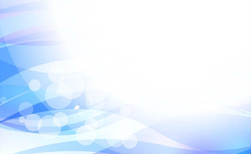 水背景(青)素材7