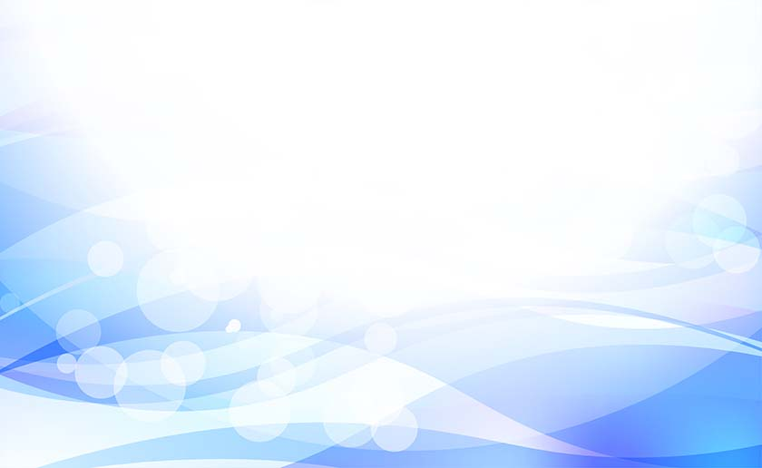 水背景(青)素材8