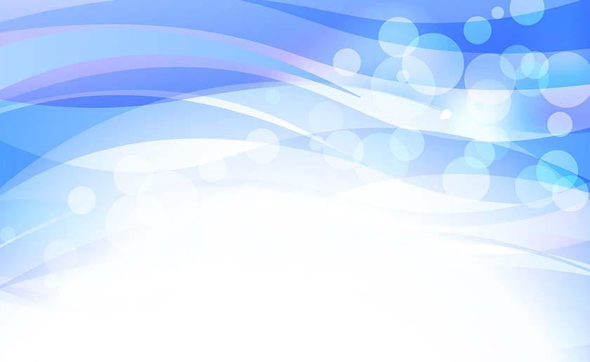 水背景(青)素材9