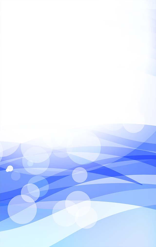 水背景(青)素材18