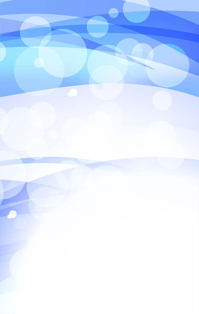 水背景(青)素材19
