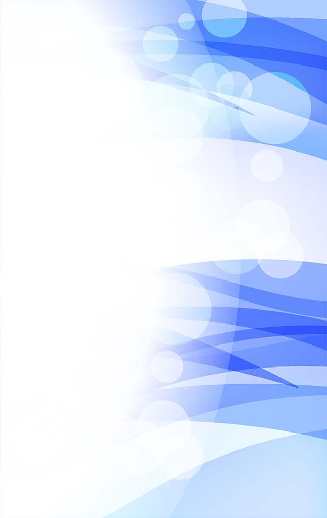 水背景(青)素材20