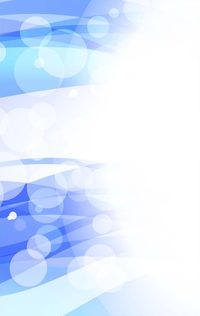 水背景(青)素材21