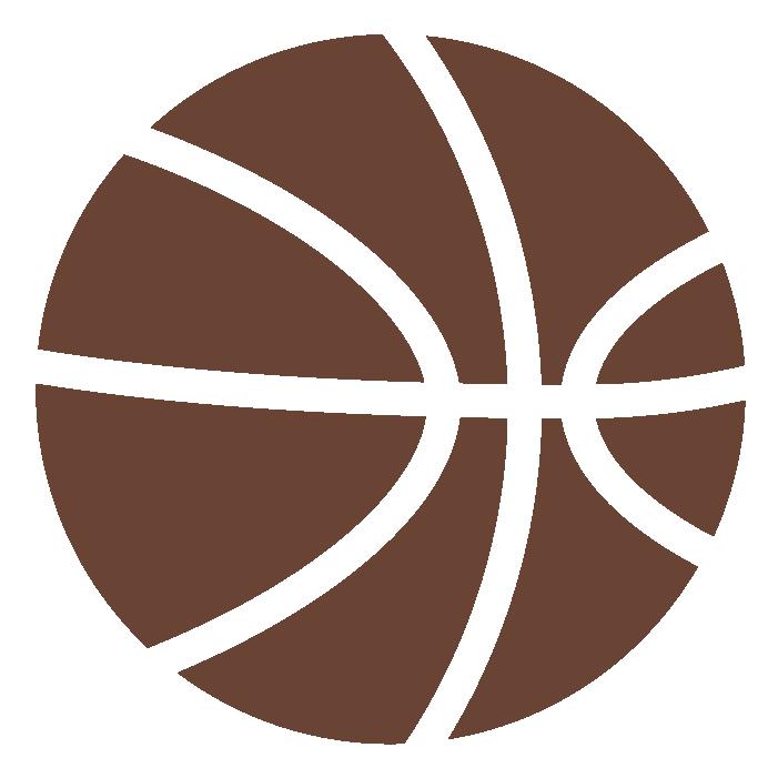 バスケットボールのマーク