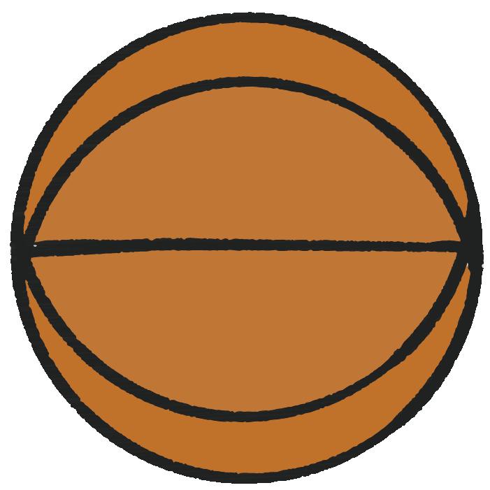 バスケットボール横