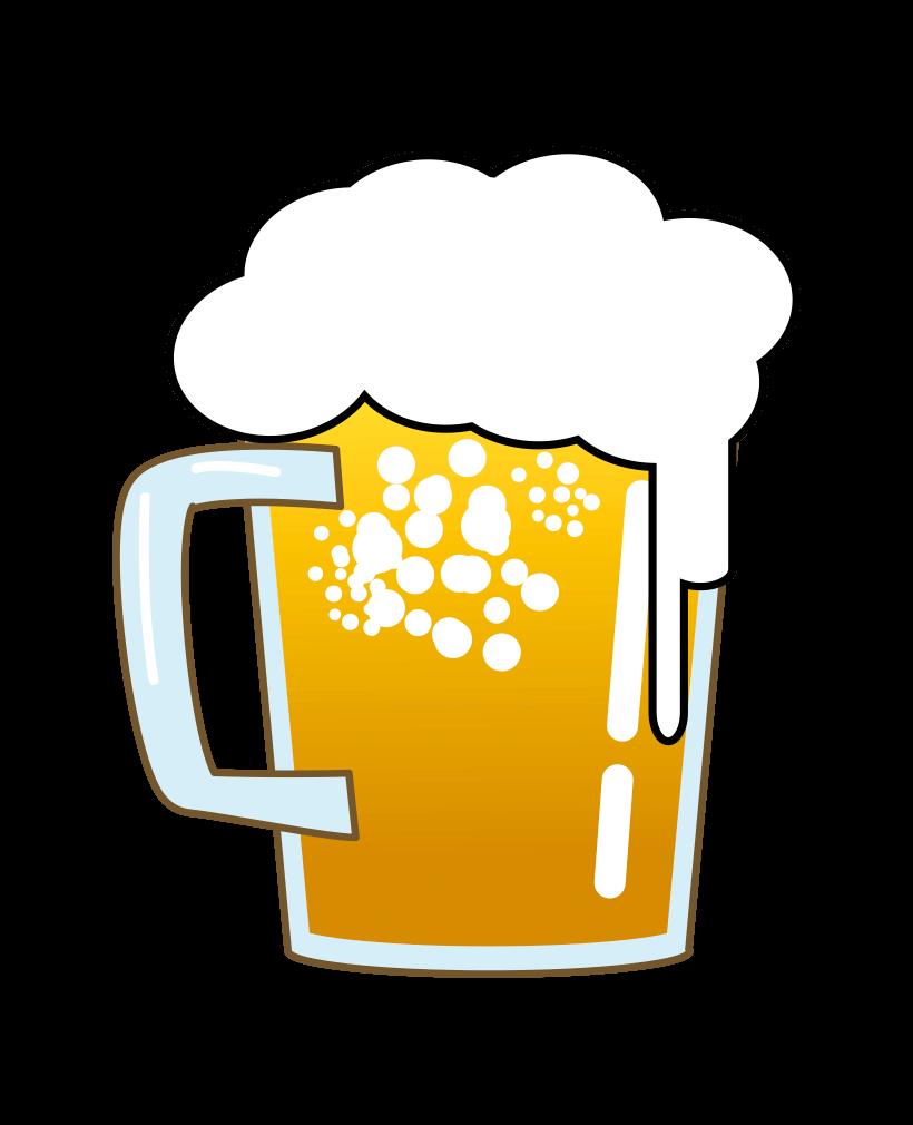 かわいいビールイラスト2