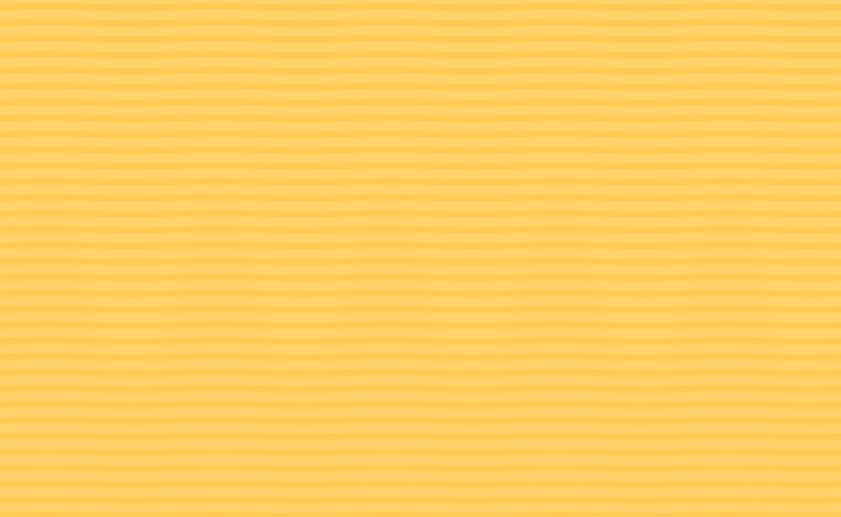 黄オレンジのボーダー背景素材