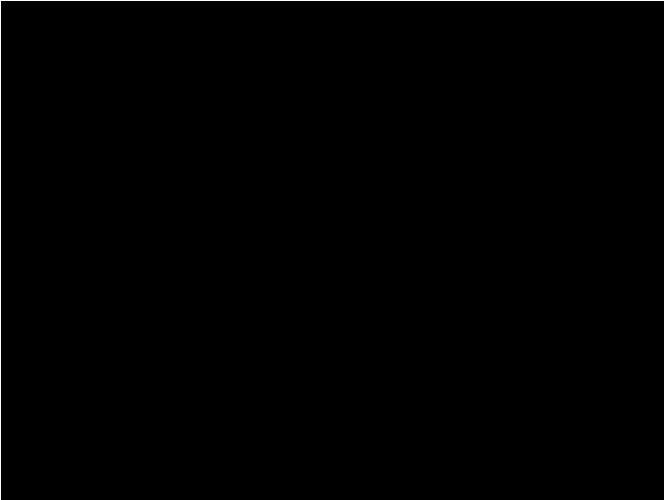 黒電話のアイコン(かかている・受話器が上がっている)イラスト