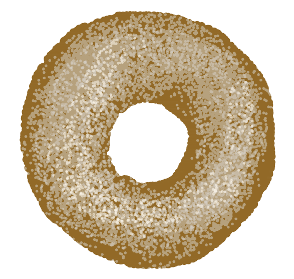 砂糖ドーナッツ
