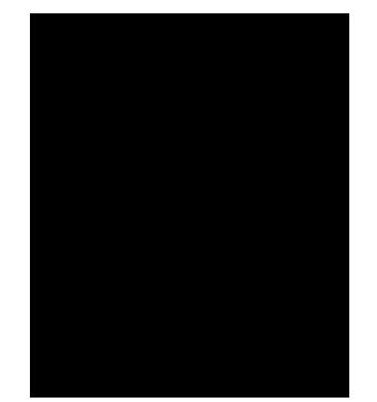 線の骸骨マーク
