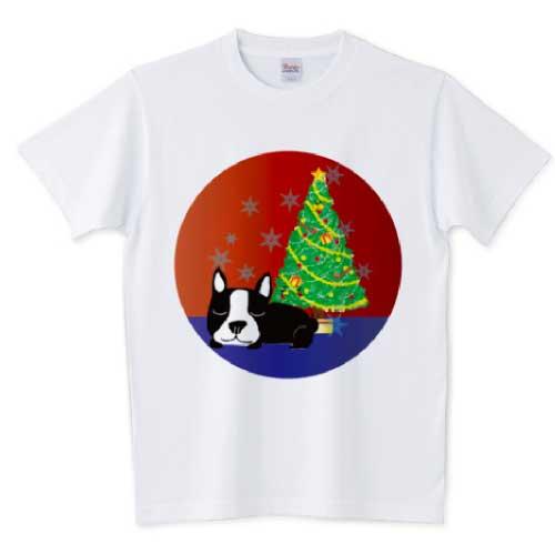 クリスマスフレンチブルドッグ