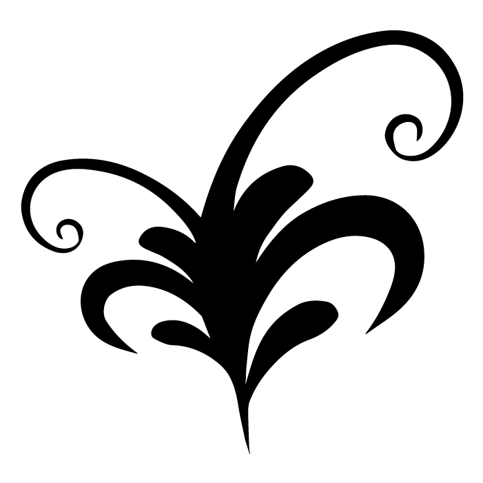 フローラルイラスト12