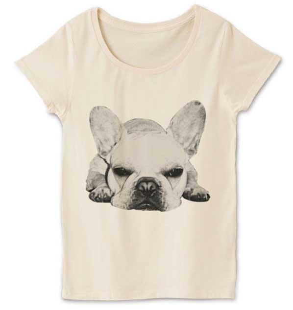 元祖フレブルまめのTシャツ