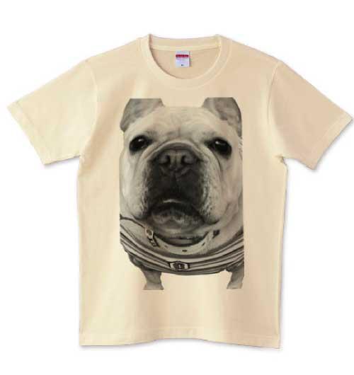可愛いフレブル<br>ビックプリントTシャツ