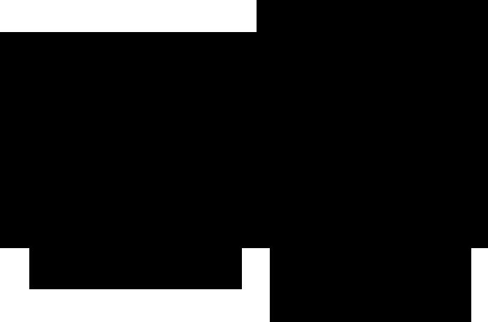 福島の墨文字イラスト