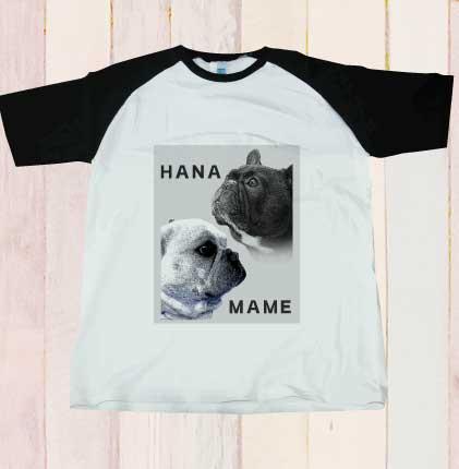 funnyfrenchTシャツ
