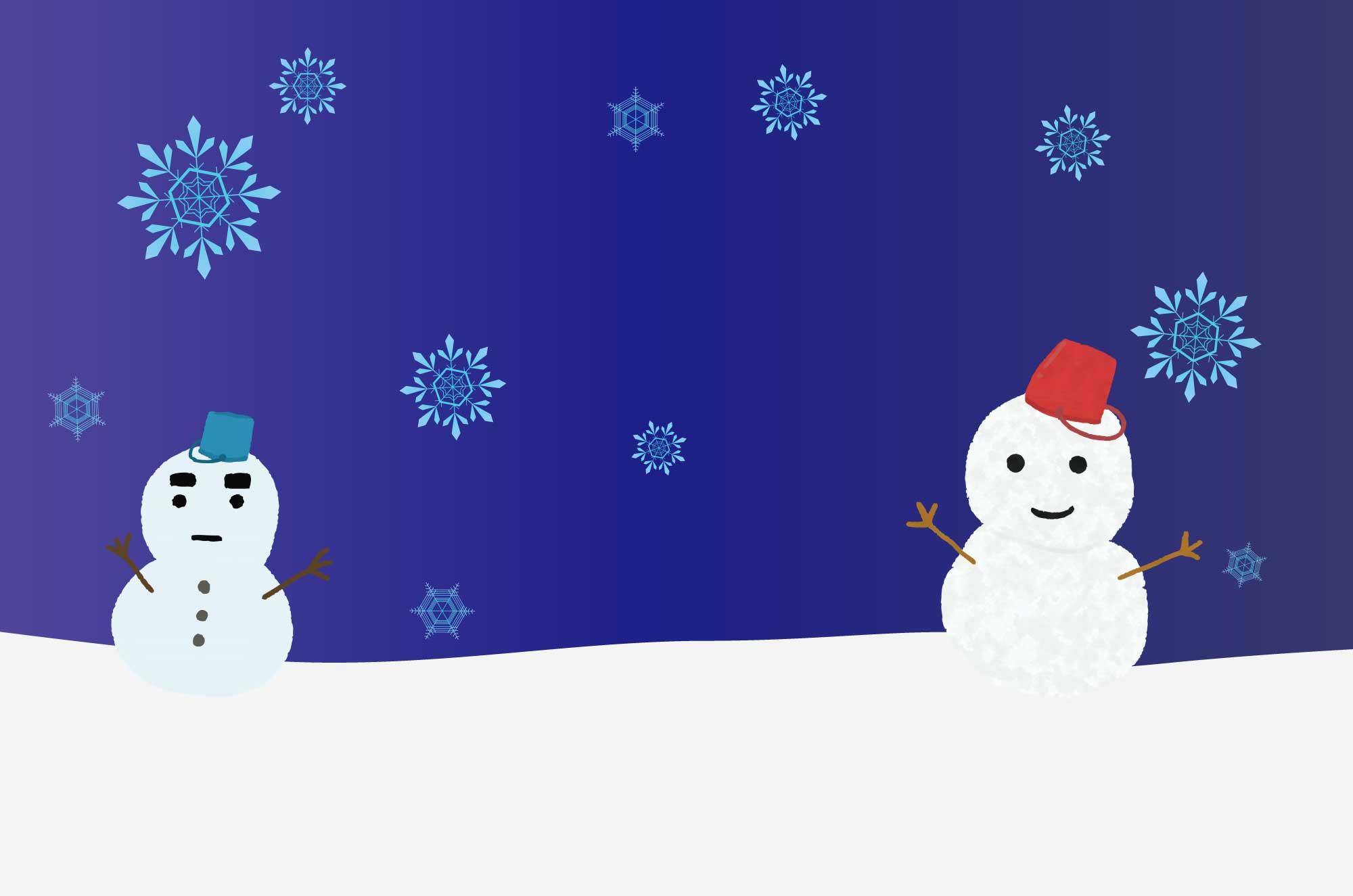 冬のイラスト - 寒い季節のイメージ素材が全て無料