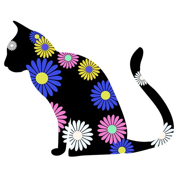 花猫デザイン