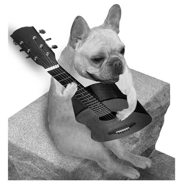 ギターフレブルデザイン