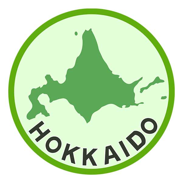 北海道マークデザイン