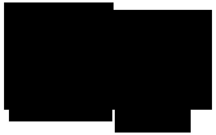 群馬の墨文字イラスト
