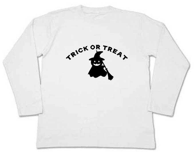 トリック オア トリートTシャツ
