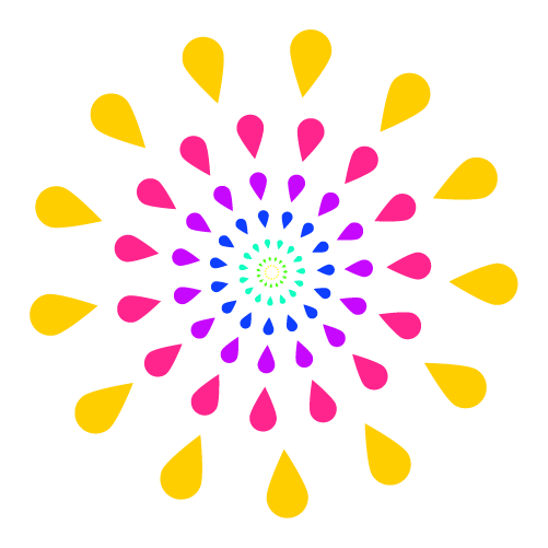 花火のイラスト7
