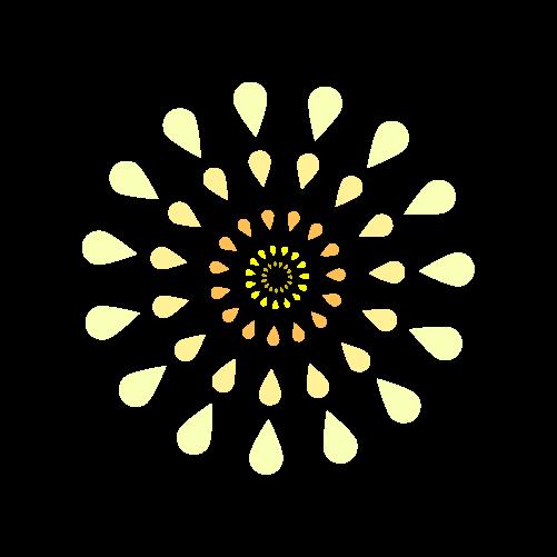 花火のイラスト8