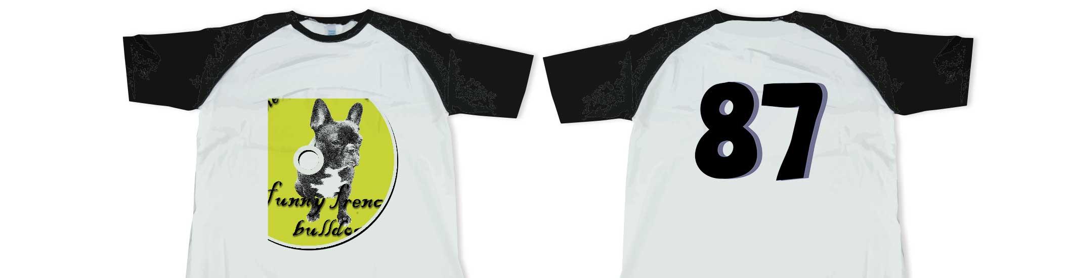 はなちゃんCDカスタムデザイン背番号87Tシャツ