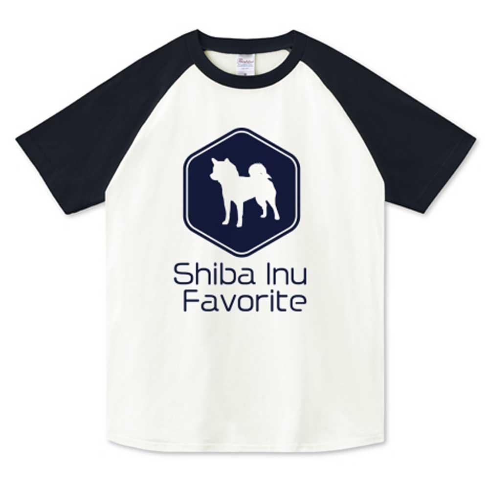 フォーエバー柴犬Tシャツ