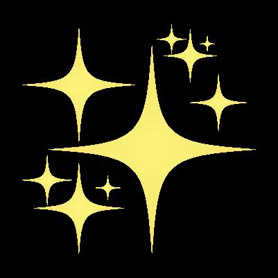 シンプルな光のイラスト4