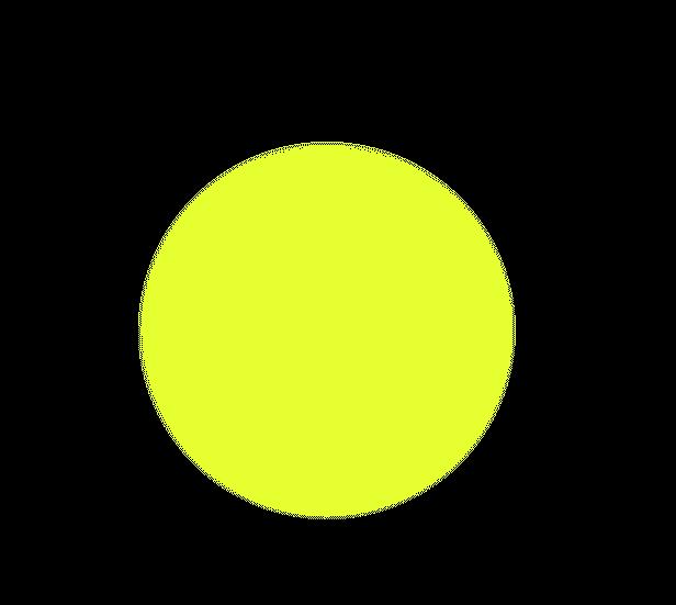 ほたるの光(黄大)のイラスト
