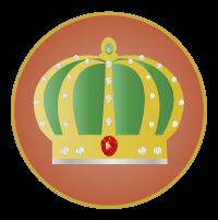 王冠アイコンイラスト2