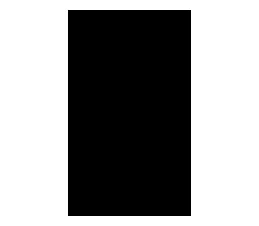 石川の大陸シルエットイラスト