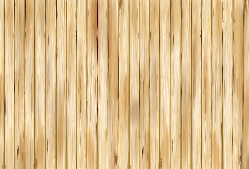 茶色い板の背景イラスト