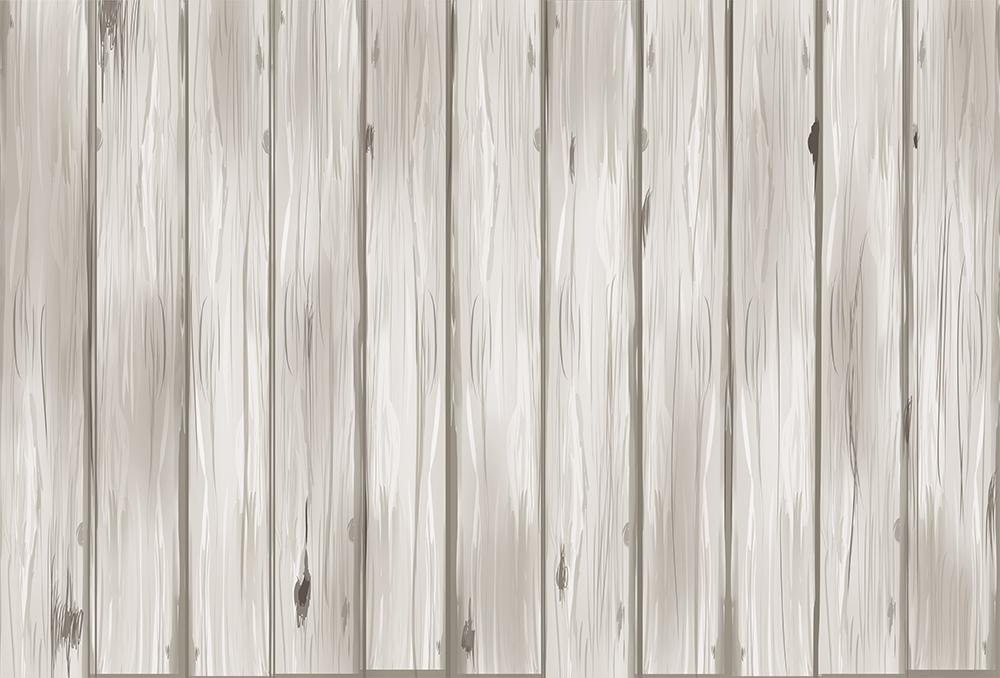 グレーの板の背景(太い)のイラスト