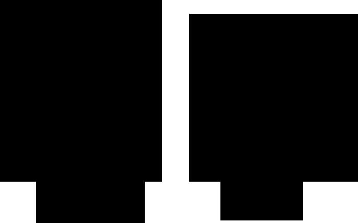 岩手の墨文字イラスト