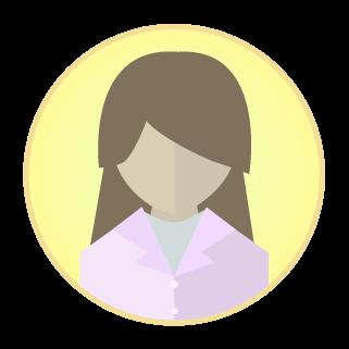看護師アイコンのイラスト