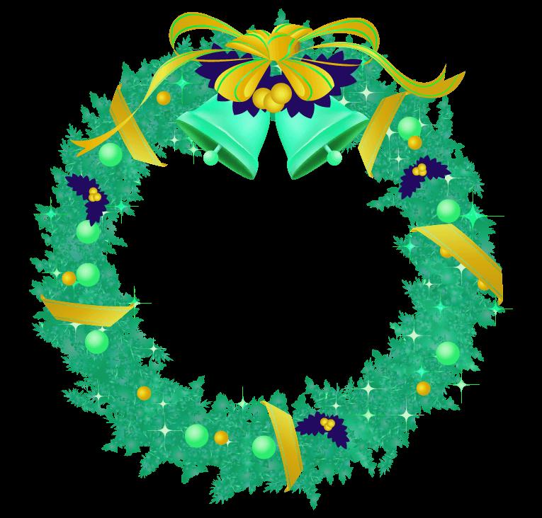 クリスマスリース10