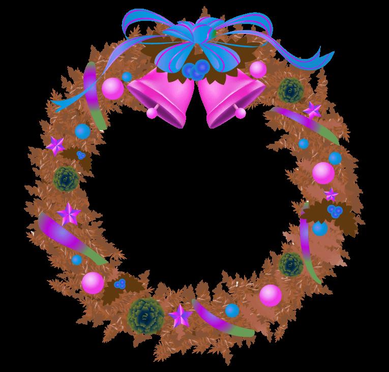 クリスマスリース18