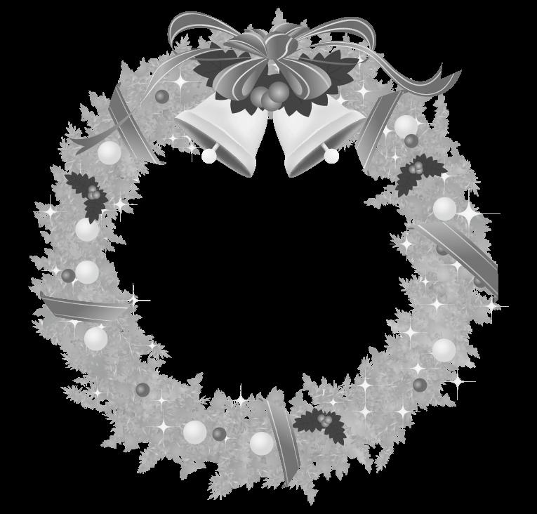 クリスマスリース4